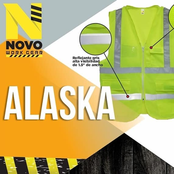 Chaleco industrial Alaska
