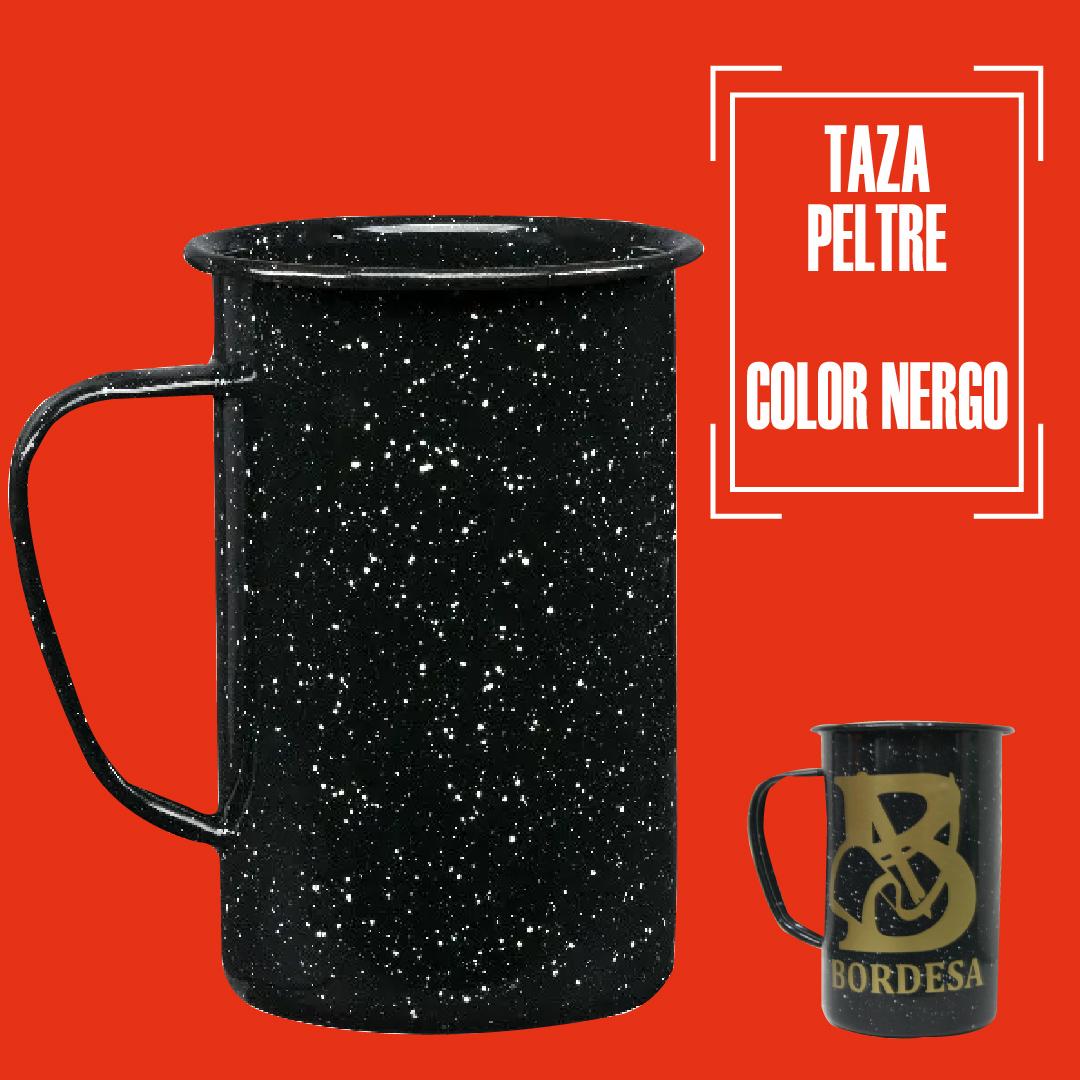 Taza de Peltre